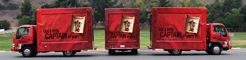 mobile billboard wrap fleet