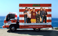 mobile billboard fleet graphics vehicle wrap